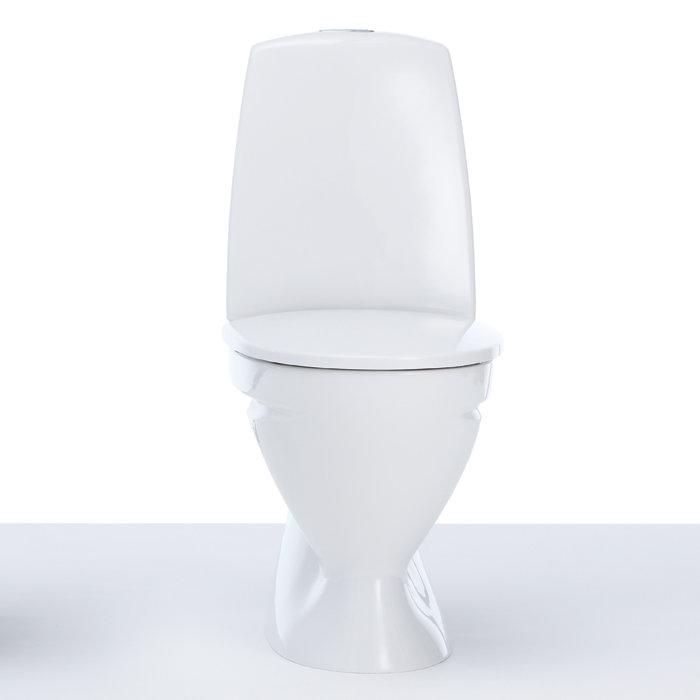 Seriøst Toalett Ifö | Vita Spetsar Och Snoriga Ungar Vårt Nya Badrum ML43