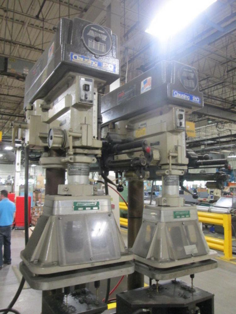 Multi Spindle Drill Press