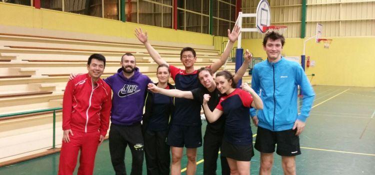 Interclubs – L'équipe 1 passe en pré-régional !!