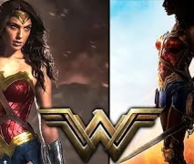 Wonder Woman Official First Look Out Gal Gadot