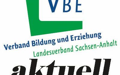 "VBE Sachsen-Anhalt zu ""Fridays-for-Future""-Demonstrationen"