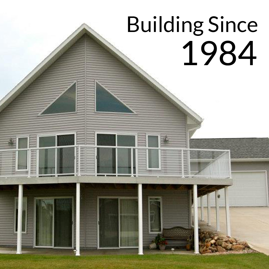 Best Kitchen Gallery: Vander Berg Homes Custom Modular Home Builders Northwest of Home Builders Iowa on rachelxblog.com