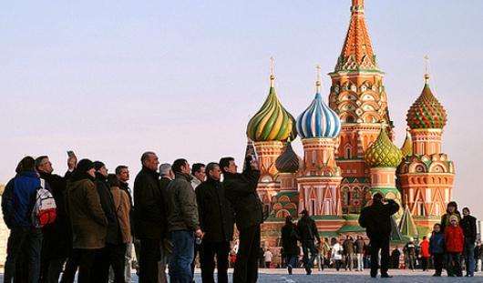 Хостелы и отели в Москве