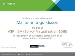VSP-SV-2015