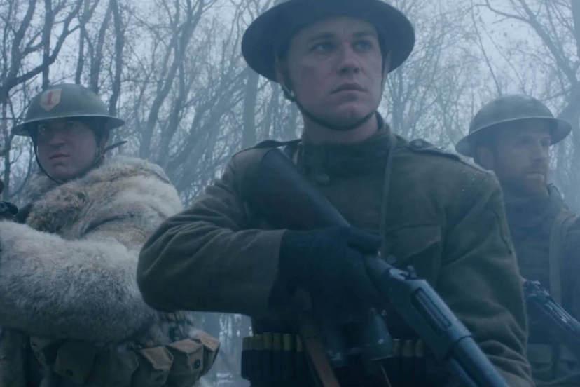 11號戰壕 - 電影線上看 - friDay影音