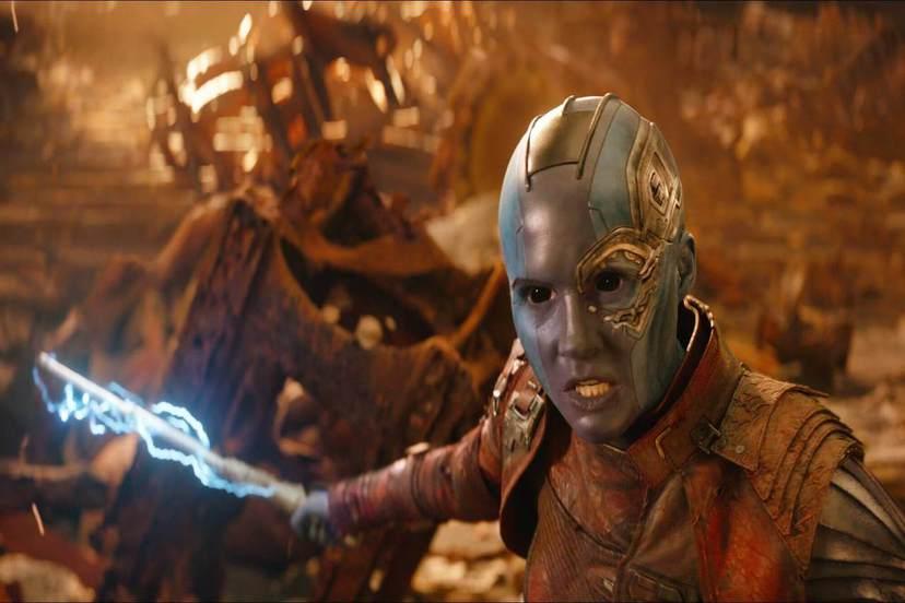 復仇者聯盟3:無限之戰 - 電影線上看 - friDay影音
