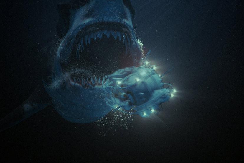 鉅齒鯊 - 電影線上看 - friDay影音