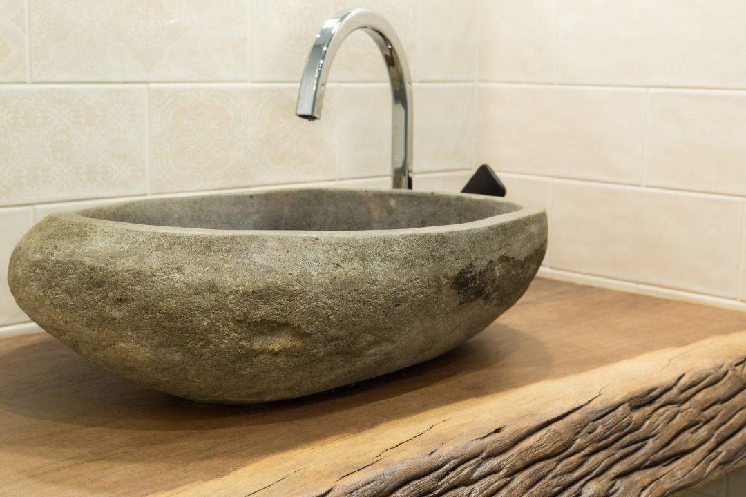 ecological bathroom renovation