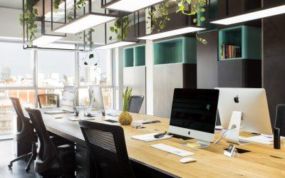 7 Consejos para planificar una reforma de oficina