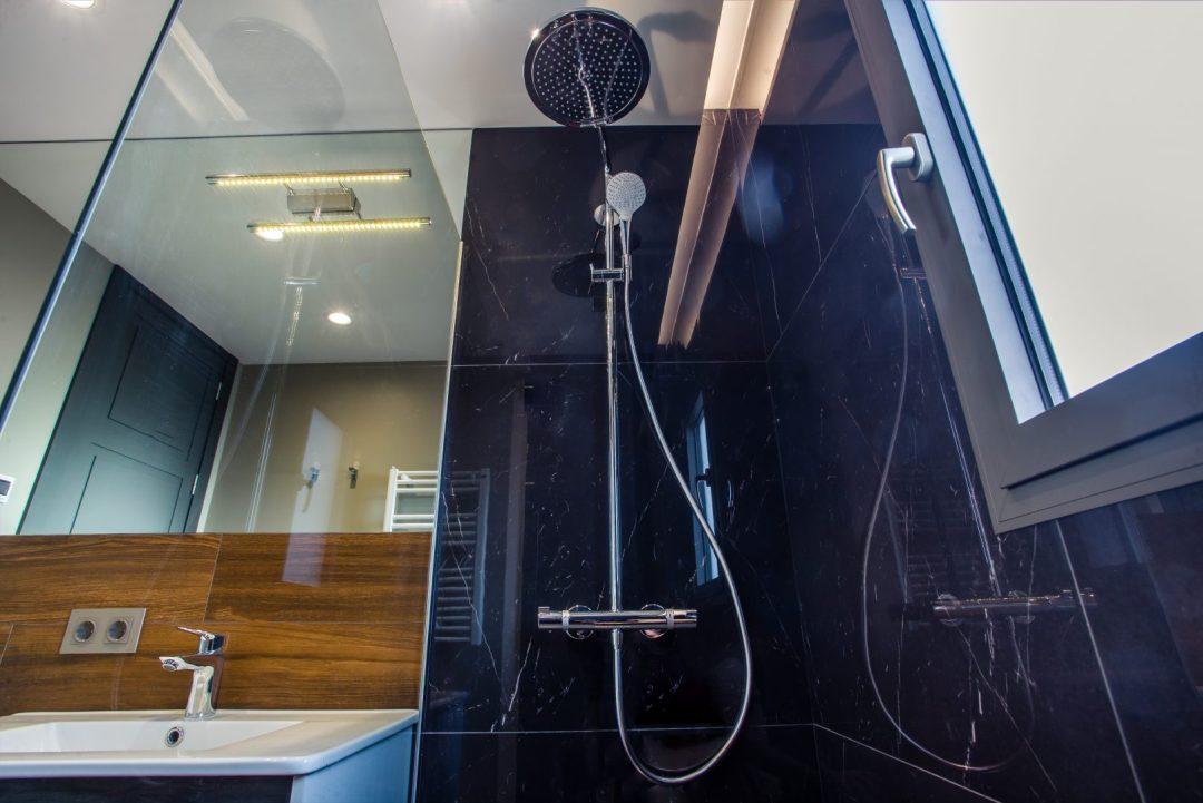 shower ecological