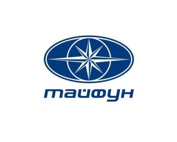 логотип тайфун