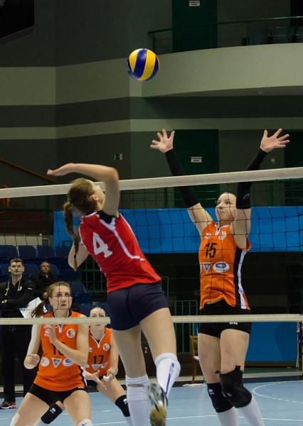 8 тур 26 Чемпионат Республики Беларусь, Волейбол, Женщины, сезон 2016/2017