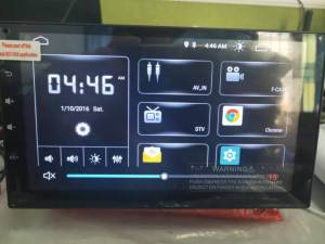DTV for Android DVD player Touch Screen