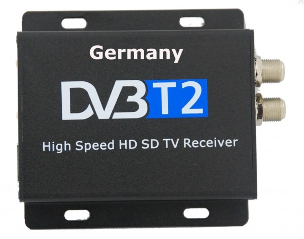 Germany introduced DVB-T2