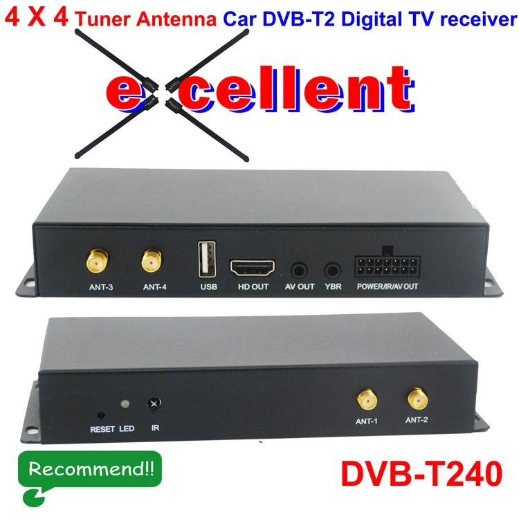 German HD DVB-T2 broadcasts