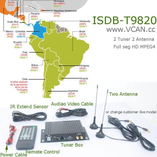 Mobil ISDB-T
