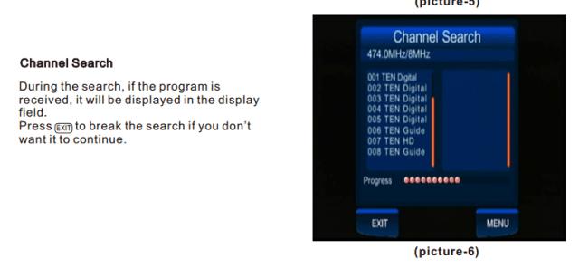 ATSC Car TV Digital receiver for USA Canada Mexico ATSC-201 6 -