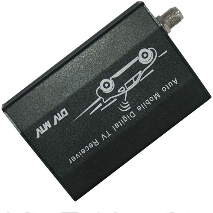 One seg auto mobile tv tuner