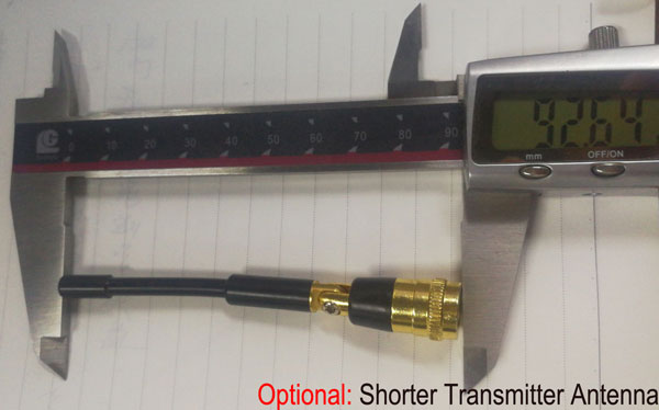 COFDM Transmitter antenna