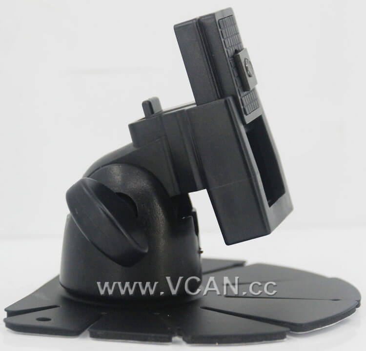 Monitor bracket install In Car table headrest stand alone tablet pc gps dash mount 3 -