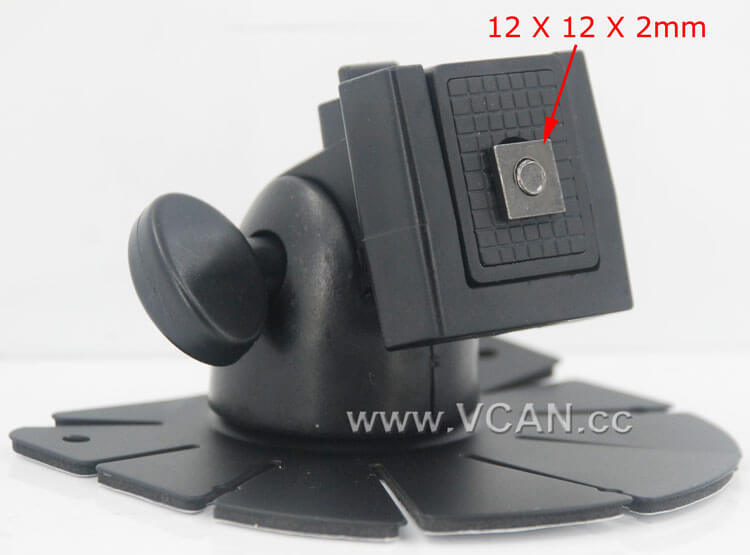 Monitor bracket install In Car table headrest stand alone tablet pc gps dash mount 6 -