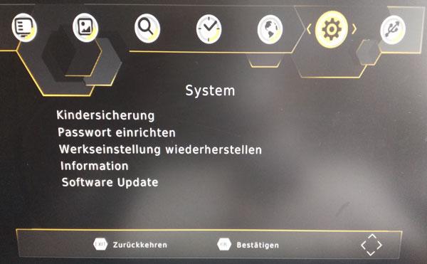 Germany DVB-T2 Channel List H.265 1