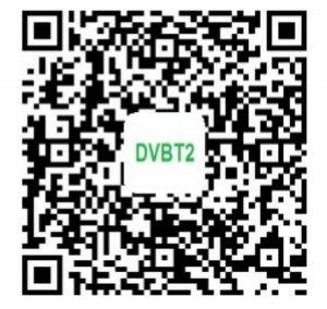 DVBT2 app mobile phone