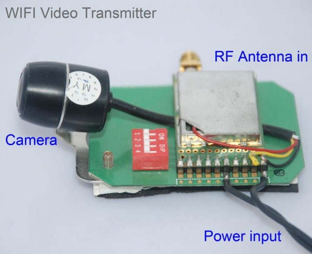 Wifi Video Transmitter