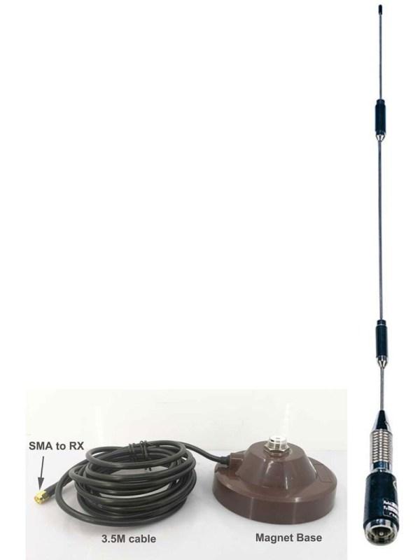 COFDM Wireless Video Receiver Antenna