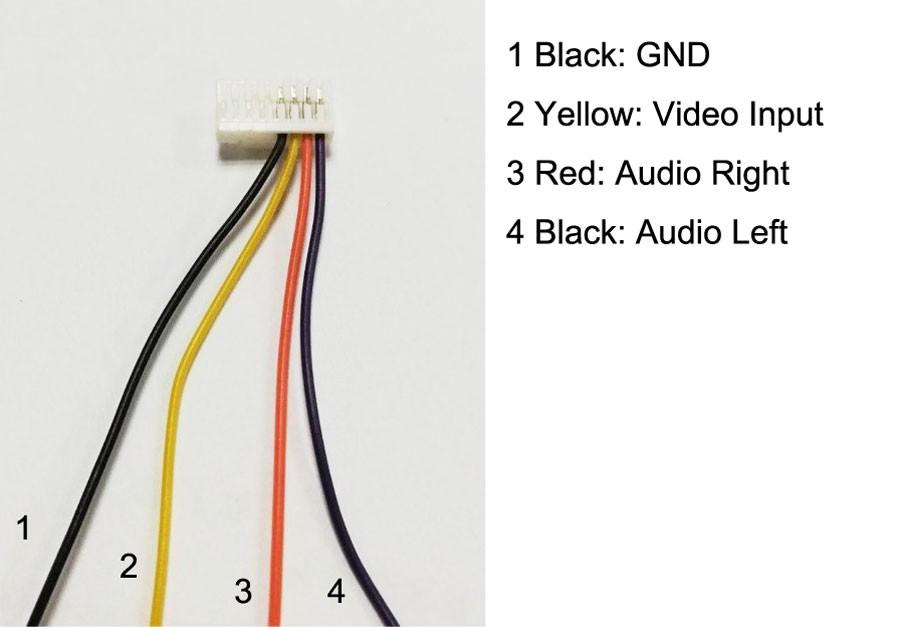 CVBS video input cofdm wireless video transmitter