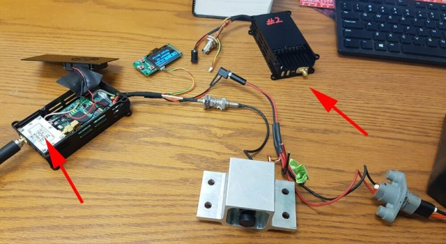 COFDM 1W Transmitter