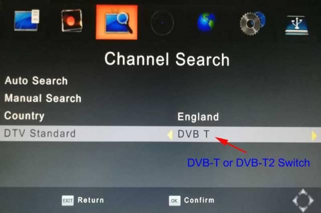 Car DVB-T COFDM 4 antenna DVB-T2 4 Tuner Siano Digital TV Video transmission Receiver diversity high speed set top box 4 -