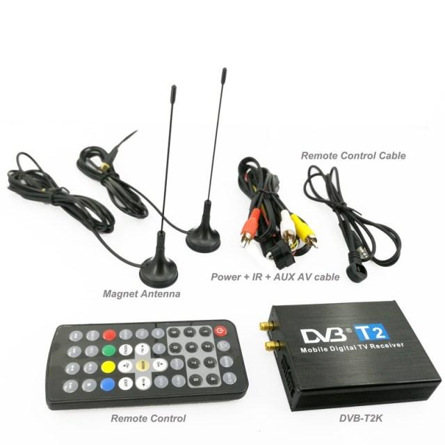801 DVB-T2