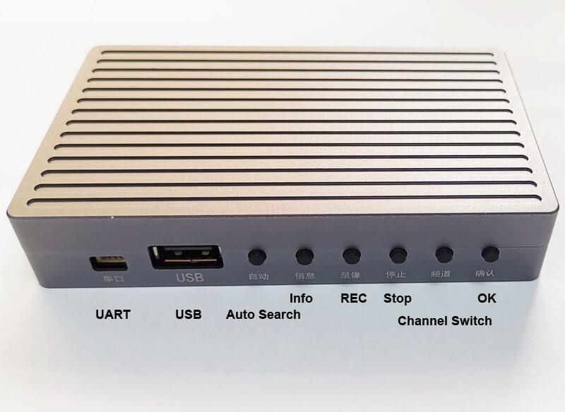COFDM HDMI Wireless Video Receiver Button