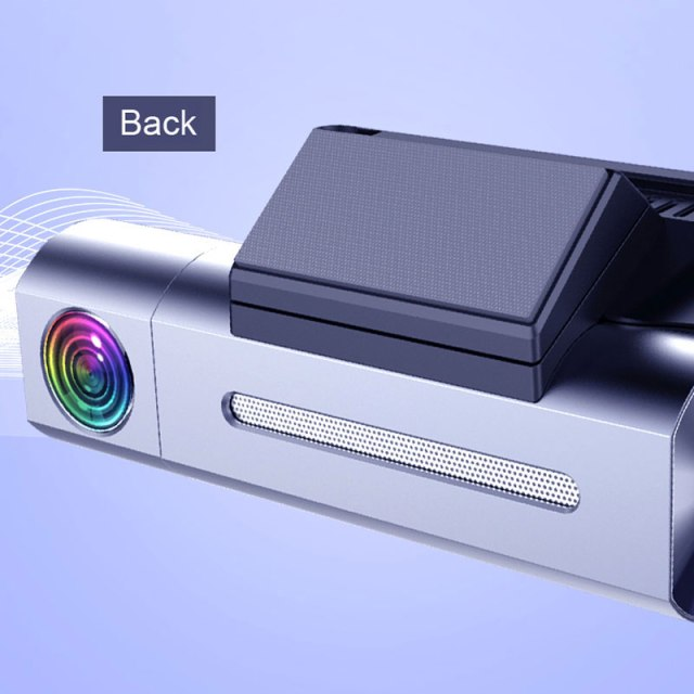 Android DVR dashcam car camera 3.0 inch full 1080 HD GPS logger dual camera video recorder Vcan1608 14 -