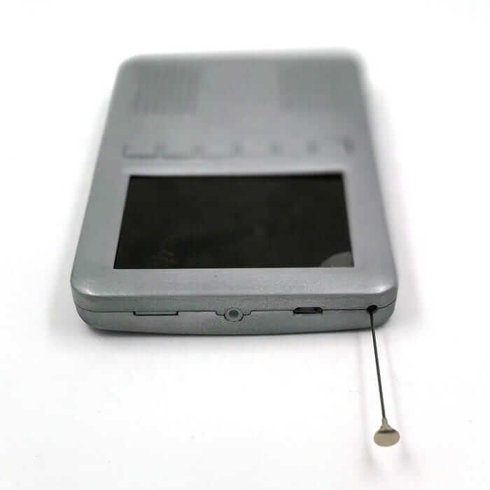 3.2 inch portable isdb lcd one seg