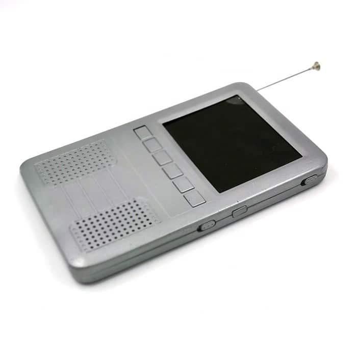 3 inch pocket isdb-t radio Portable isdb LCD TV with one segment digital tv, mini Pocket TV for Japan 6 -