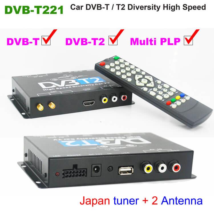 Indonesia mobil DVB-T2 DVB-T221 DVB-T2 DVB-T TV Digital Receiver kotak DTV mobil Jakarta 2