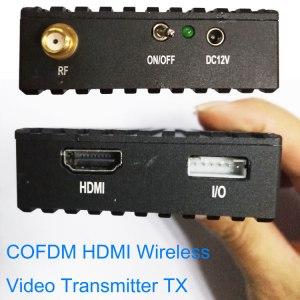 COFDM Wireless Video transmitter Image Transmission Transceiver