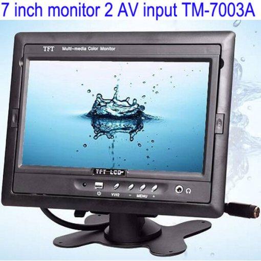 car 7 inch monitor
