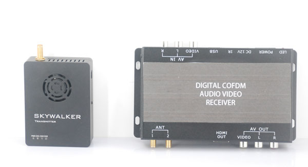skywalker cofdm transmitter wireless video sender receiver 1