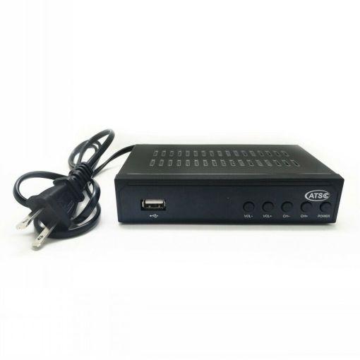 Mexico ATSC TV Receiver Digital TV MPEG4 HDMI USB PVR VCAN1078 for USA Canada 6