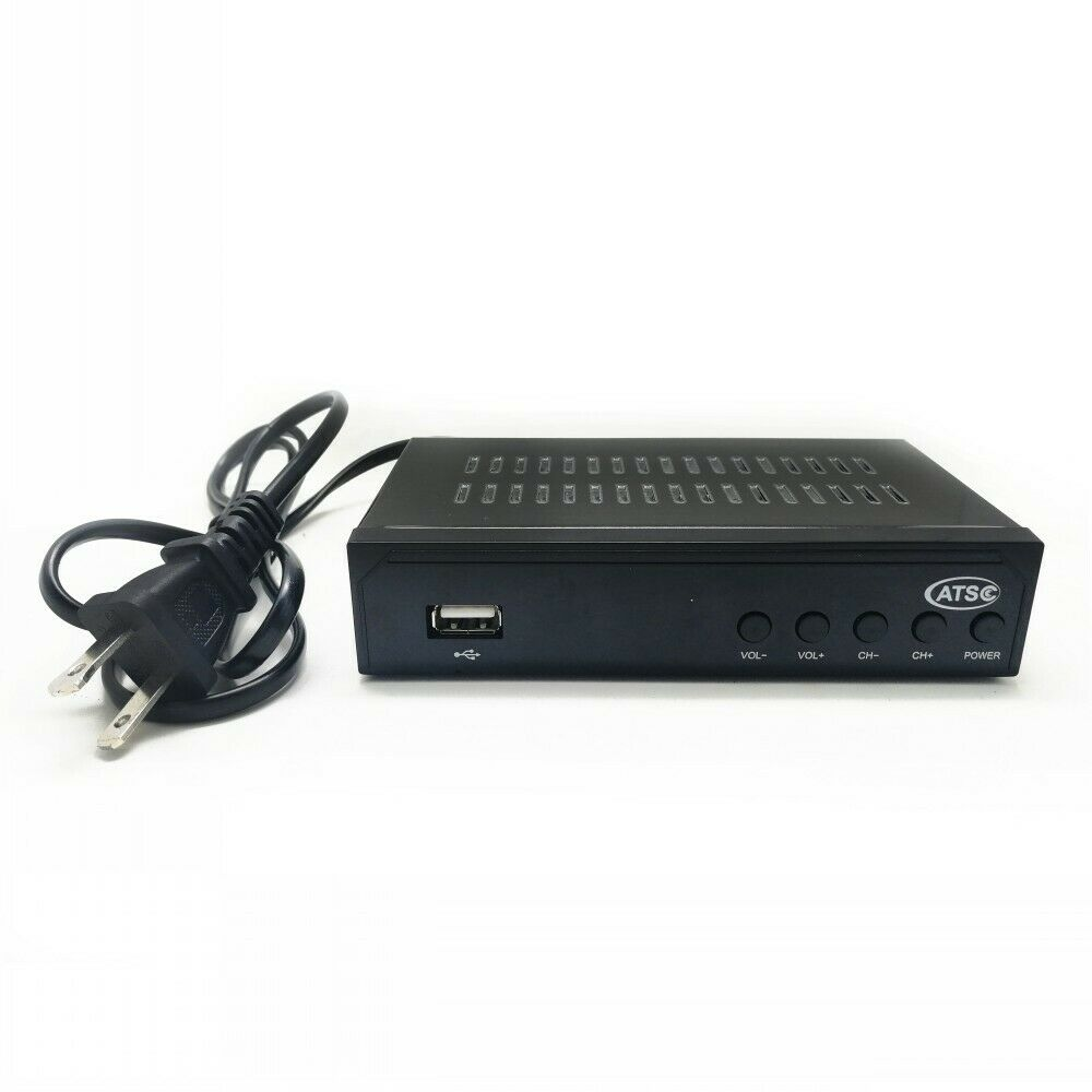Mexico ATSC TV Receiver Digital TV MPEG4 HDMI USB PVR VCAN1078 for USA Canada 17