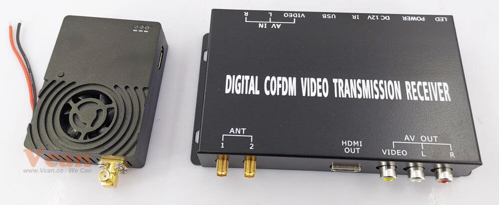 HDMI Video Wireless Transmission