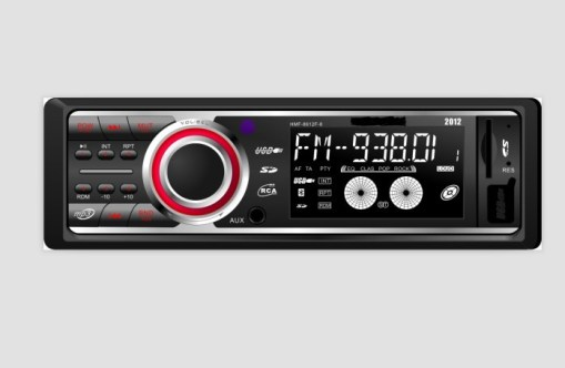 Car USB SD MP3 Player with Bluetooth and DAB 1