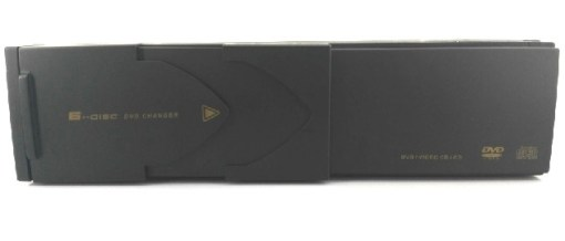 car Multi-Disc 6Disc CD DVD Video Changer player ip bus 1