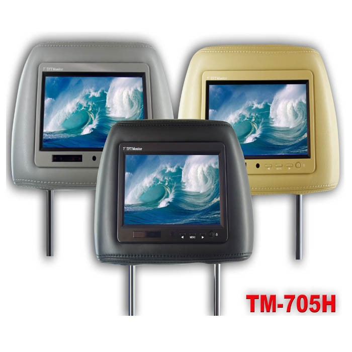 10.4 inch new panel VGA TFT touchscreen laptop monitor with speaker amplifier TM-1040 16