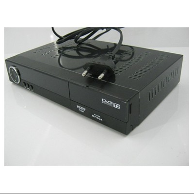 HD dvb-t2 Home TV receive box USB support with PVR function 3
