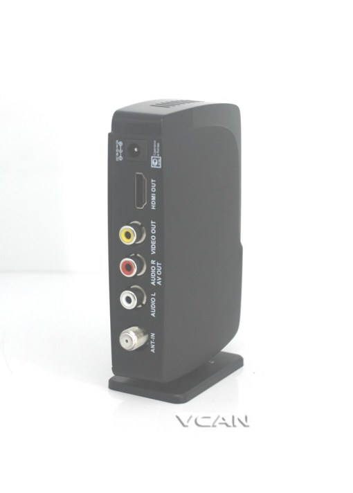 Home DVB-T2 Digital TV receive box USB support with PVR function 4