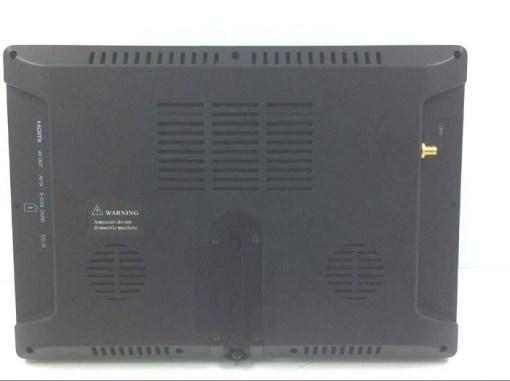 VCAN1116 10 inch portable ATSC LCD TV monitor HD FTA digital TV receiver decoder tuner with antenna 4